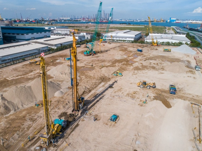 Neste Biodiesel Refinery Expansion Singapore